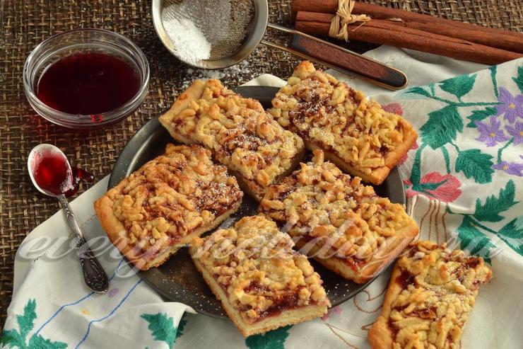 Рецепты на быструю руку печенье