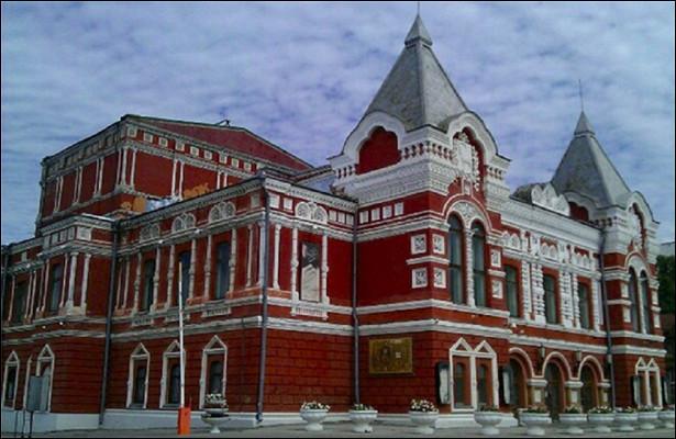 Театральная афиша Самары насентябрь