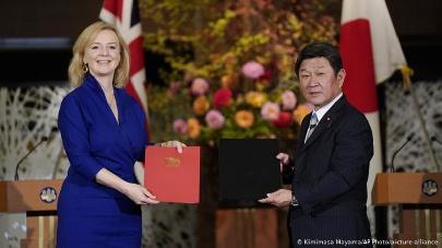 Япония окончательно ратифицировала торговое соглашение