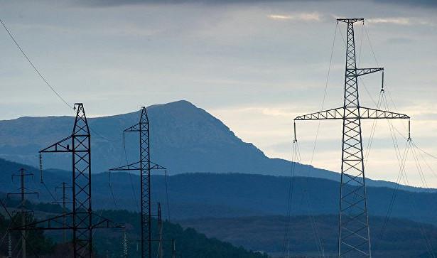 Крымские власти рассказали, сколько электроэнергии надо полуострову