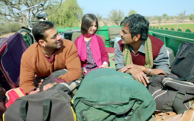 Bajrangi Bhaijaan 2015 Hindi Movie Free Download HD