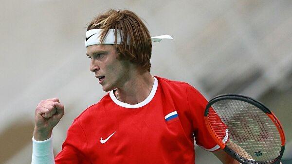 Андрей Рублёв проиграл вчетвертьфинале Roland Garros