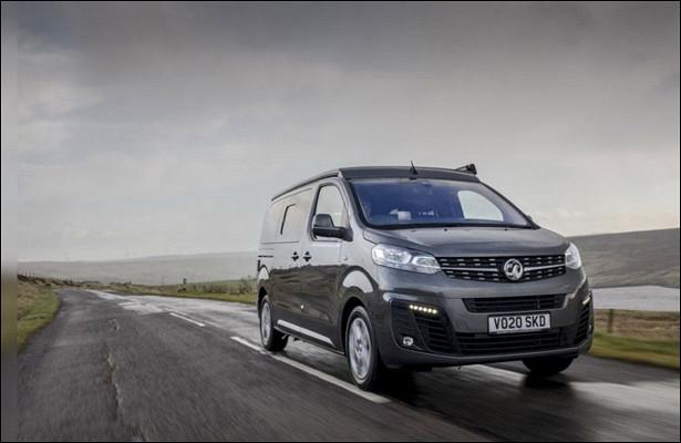 Opel Vivaro станет автодомом иполучит электрическую версию в2021 году