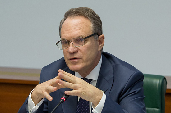 Башкин отметил важность роли законодательных органов вкризисных ситуациях