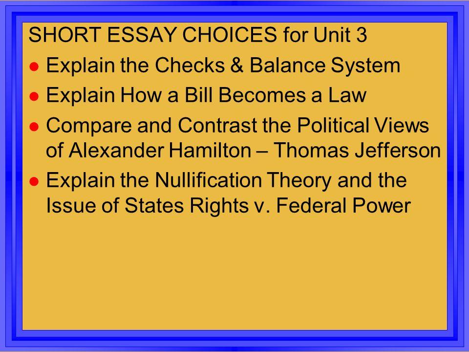Write my thomas jefferson essay