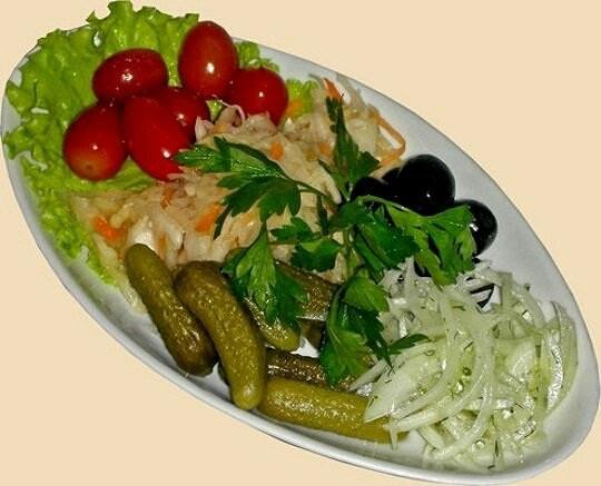 Ресторан Черемушка  - фотография 7 - Соленье