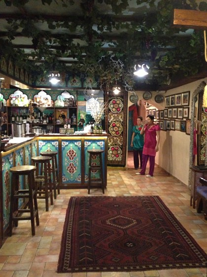 Ресторан Рубаи - фотография 17