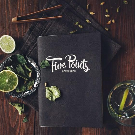 Ресторан The Five Points - фотография 32