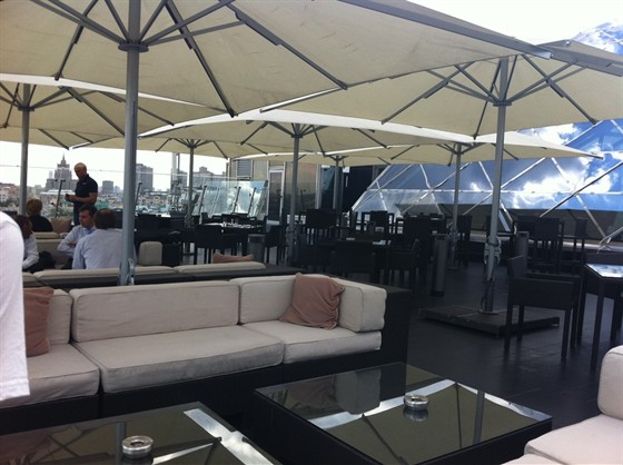 Ресторан O2 Lounge - фотография 12