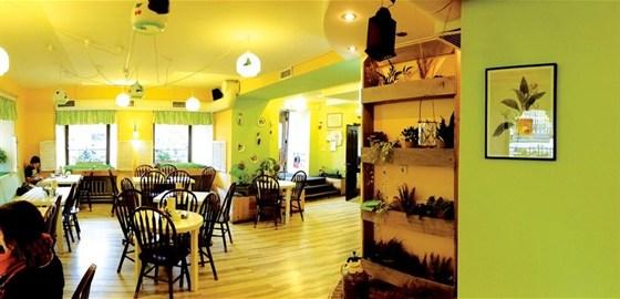 Ресторан Тепличные условия - фотография 2