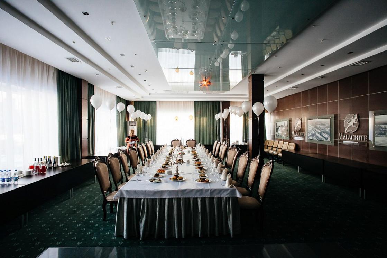 Ресторан Малахит - фотография 3