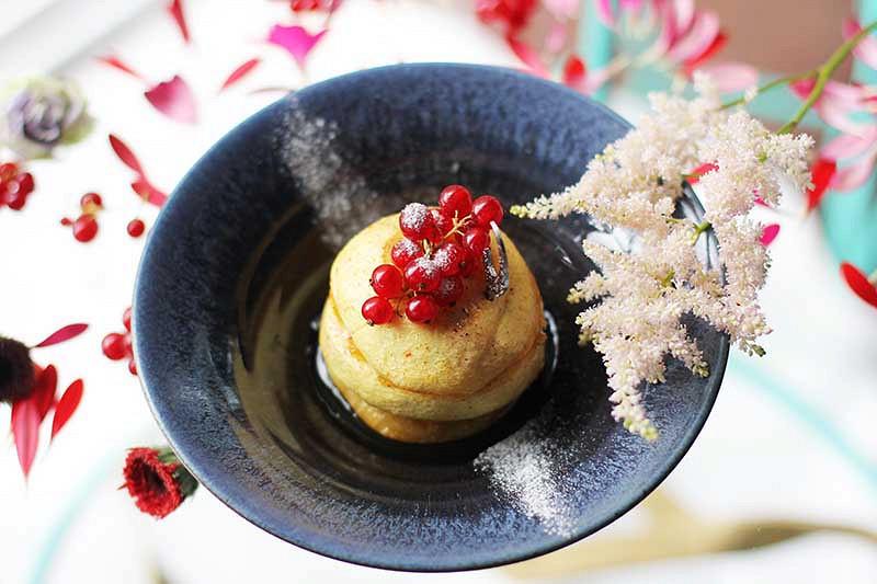 Ресторан Château de fleurs - фотография 20
