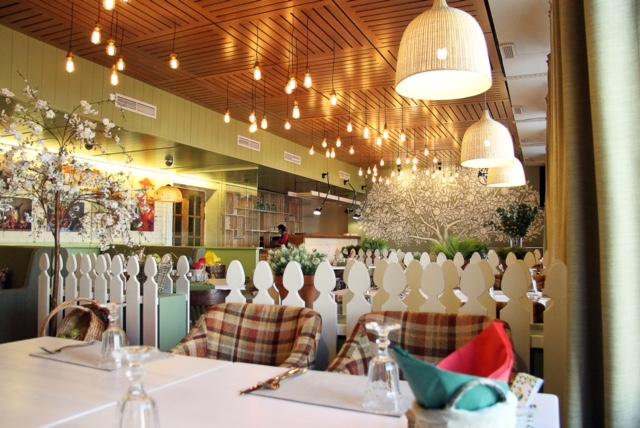 Ресторан Антоновка - фотография 1