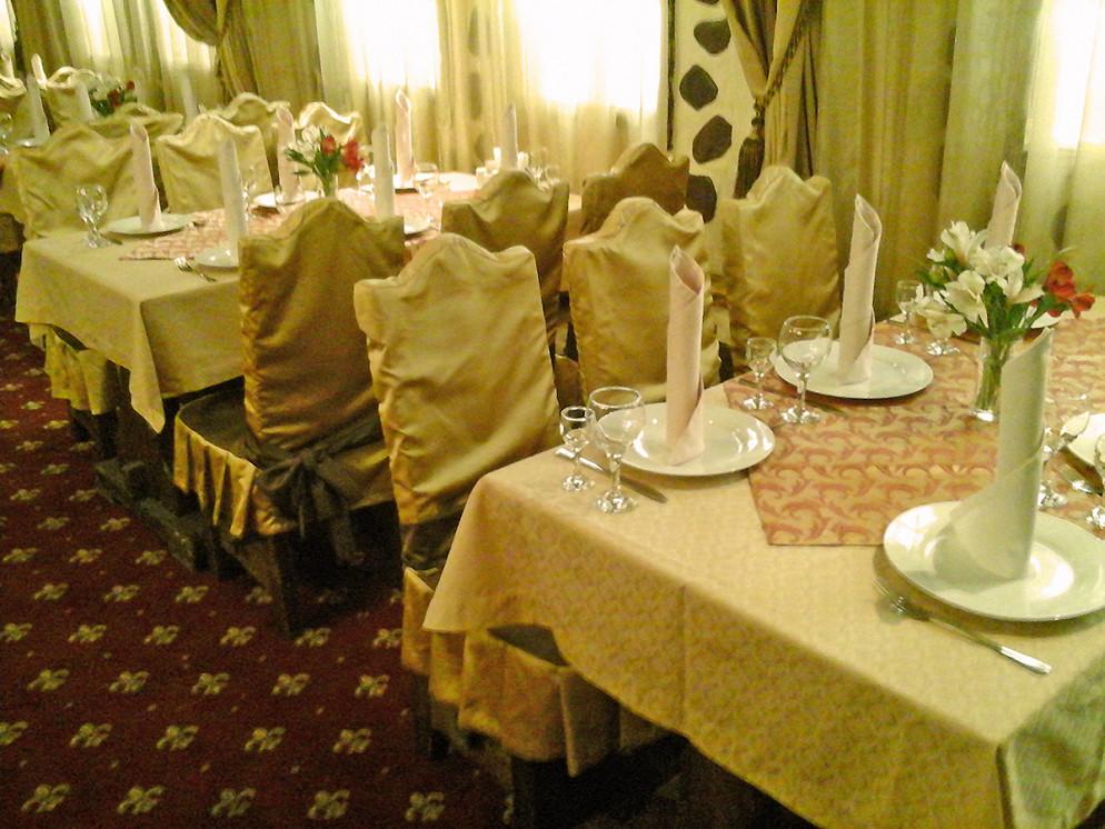 Ресторан Оазис - фотография 3