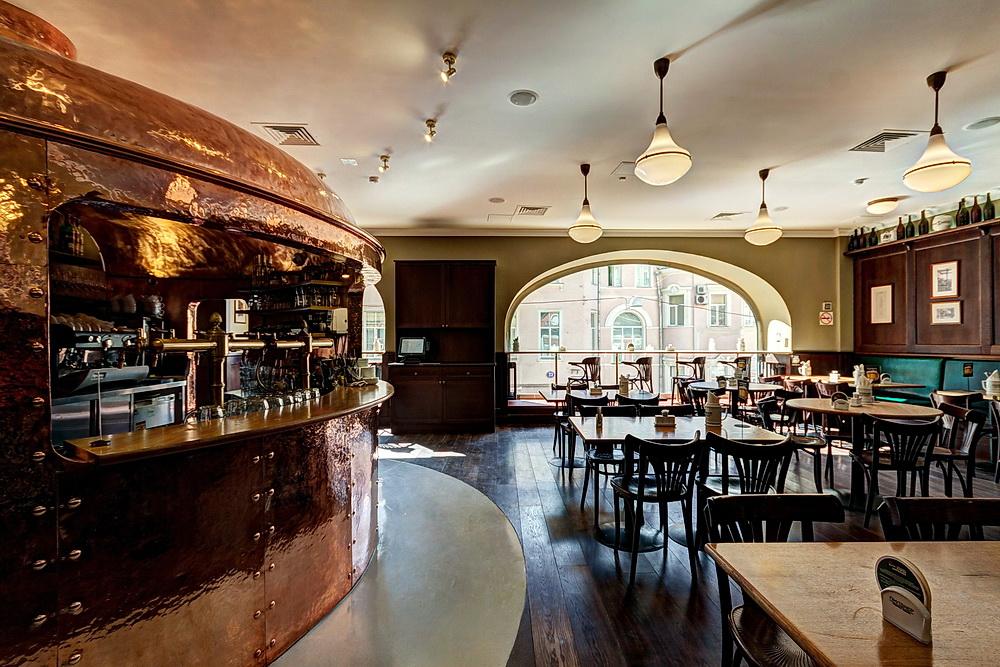Ресторан Пилзнер - фотография 5 - Пилзнер на Кузнецком