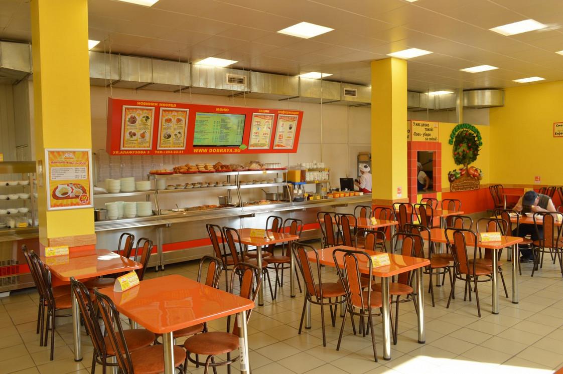 Ресторан Добрая столовая - фотография 6