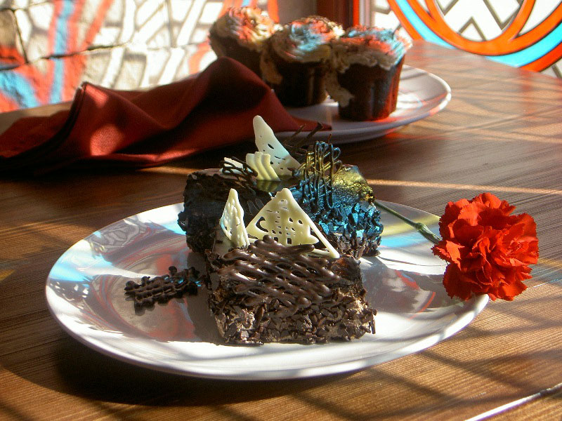 Ресторан Подворье замка - фотография 6