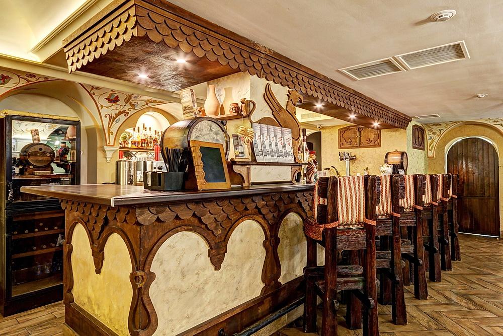 Ресторан Добрыня - фотография 31 - Бар