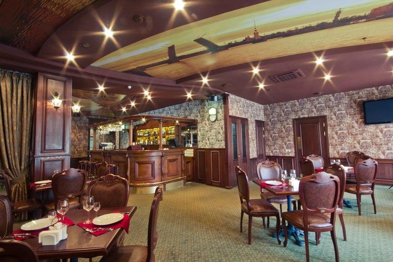 Ресторан Петербург - фотография 9