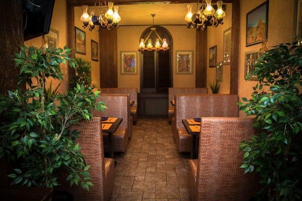 Ресторан Грильяж - фотография 1