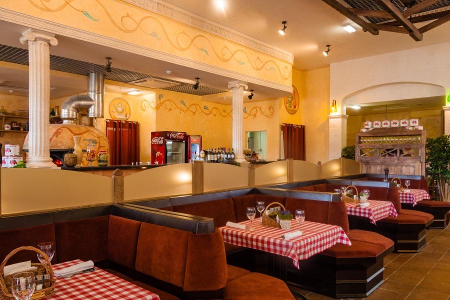 Ресторан Mama Roma - фотография 8