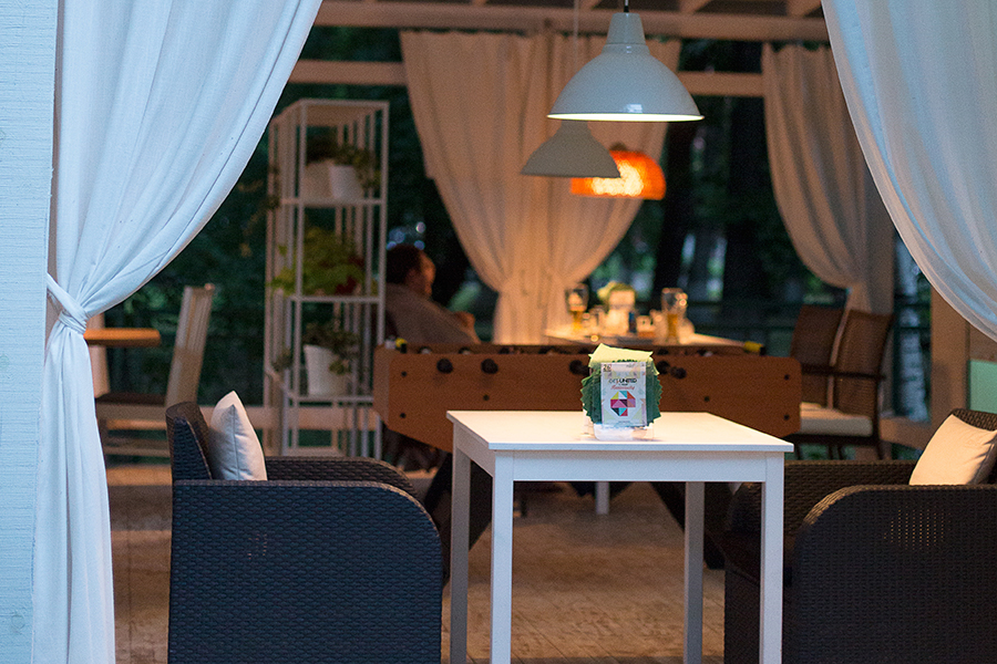 Ресторан Moloko Clumba - фотография 1