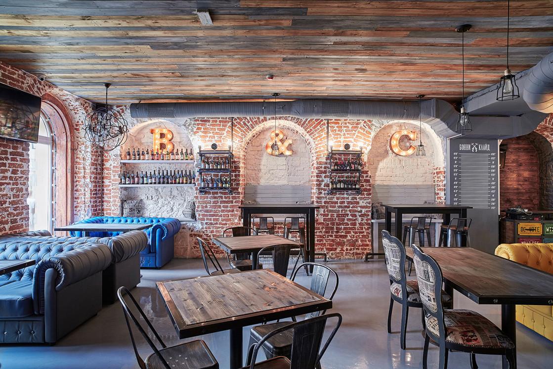 Ресторан Бонни & Клайд - фотография 5