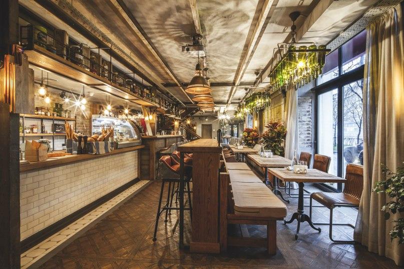 Ресторан Место время  - фотография 10
