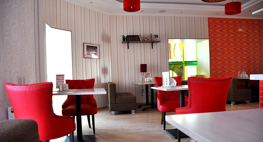 Ресторан Пицца-фабрика - фотография 5