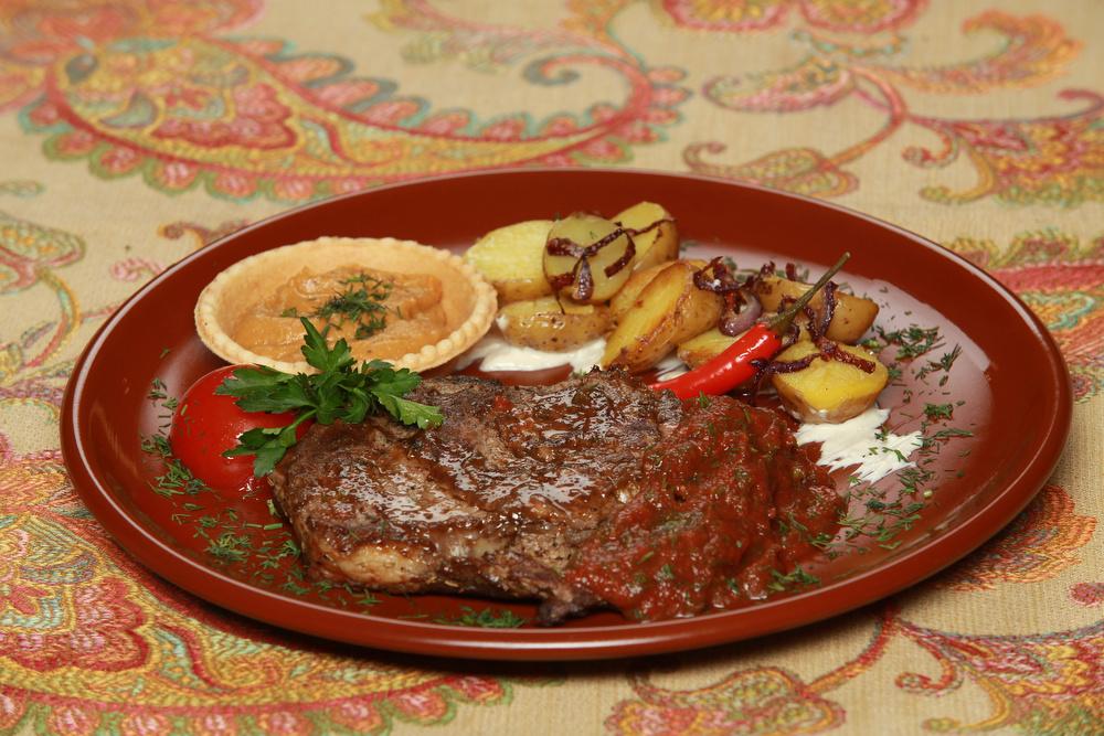 Ресторан Добрыня - фотография 8 - Боярский Пир
