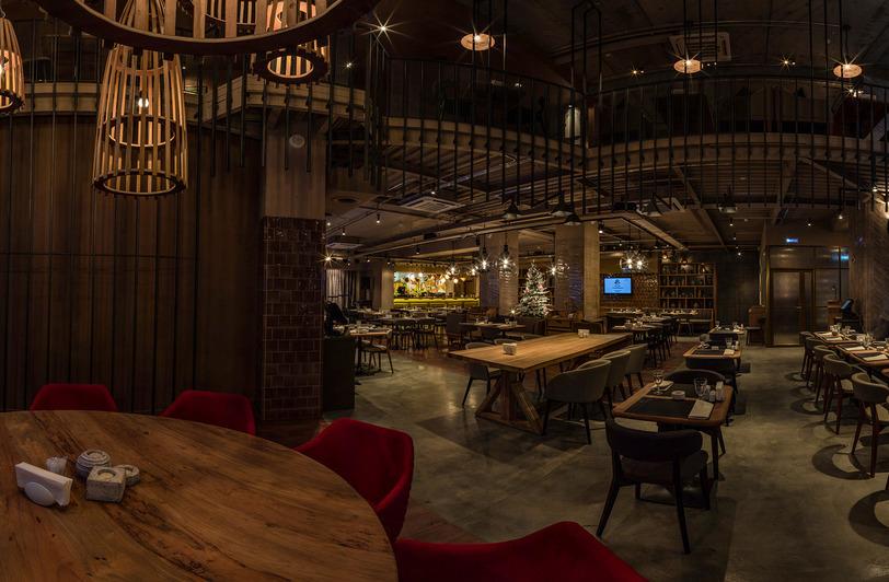 Ресторан Хинкальная на Мытной - фотография 7