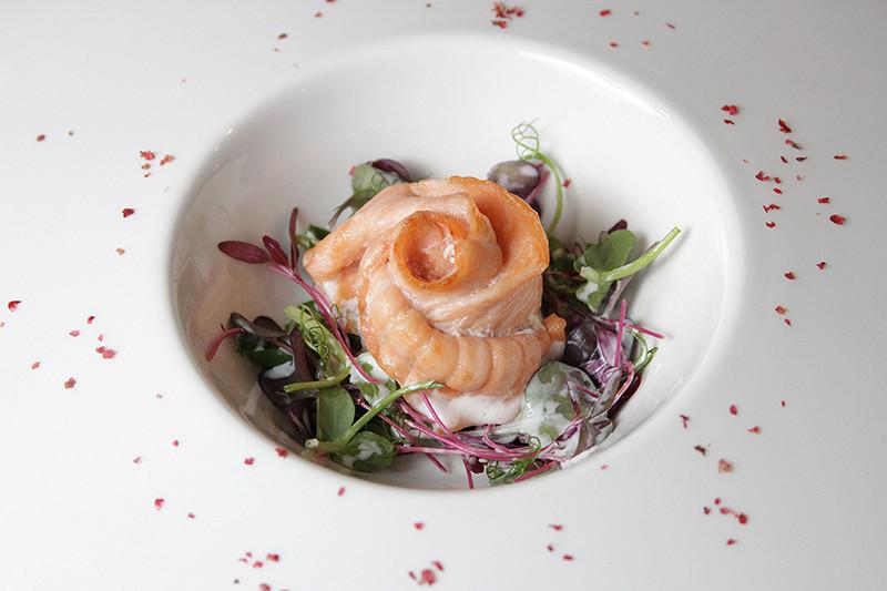 Ресторан Château de fleurs - фотография 33