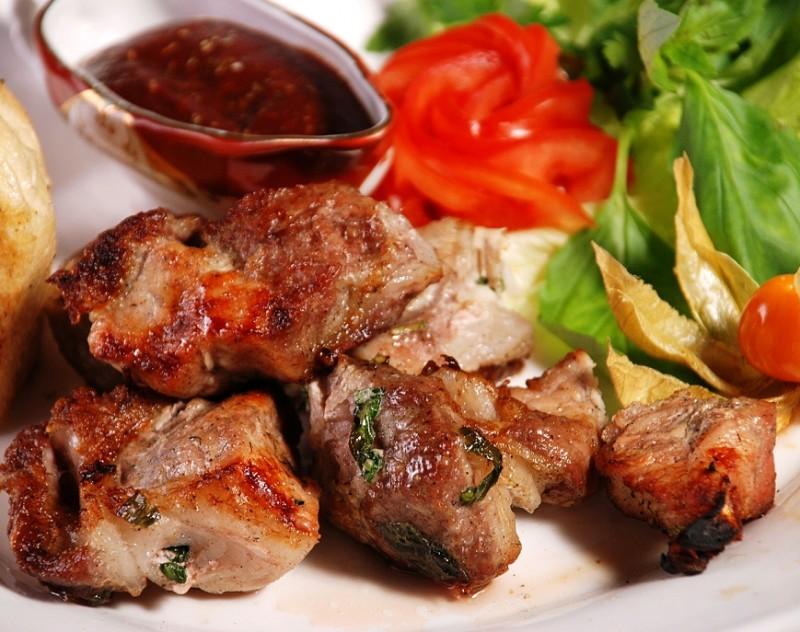 Ресторан Шашлычный рай - фотография 2