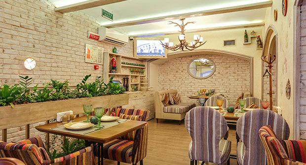 Ресторан Натахтари в Большом Черкасском - фотография 18