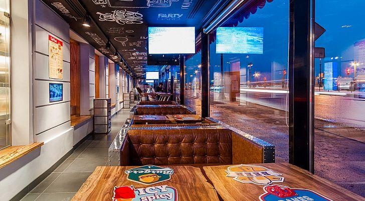 Ресторан Street Food Bar №1 - фотография 22