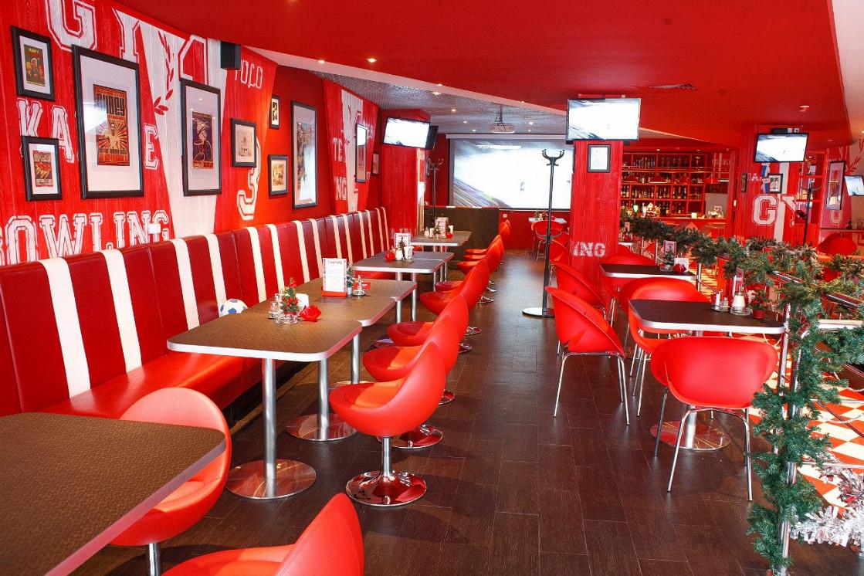 Ресторан Champs - фотография 7