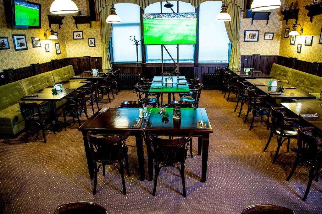 Ресторан Patrik Pub - фотография 6 - Зал 2