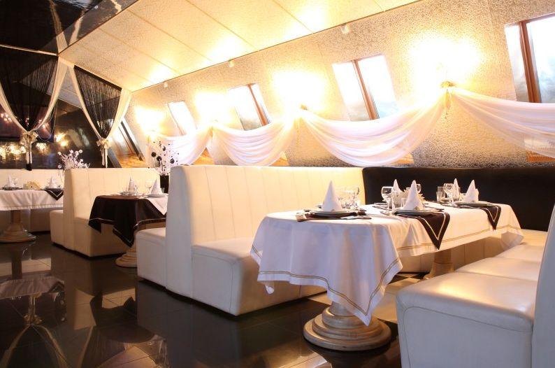 Ресторан Black Brilliant - фотография 7