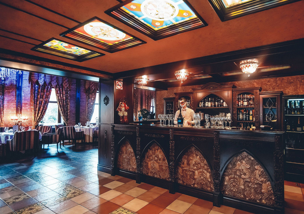 Ресторан Арлекино - фотография 13