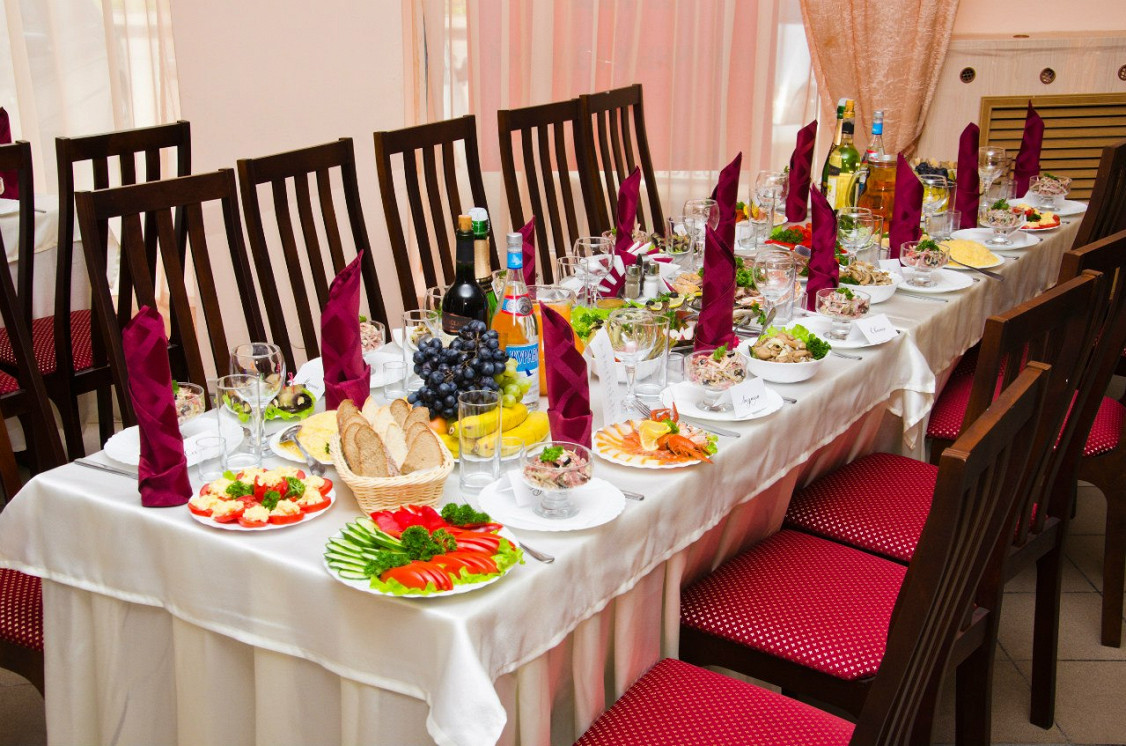 Ресторан Сябры - фотография 1