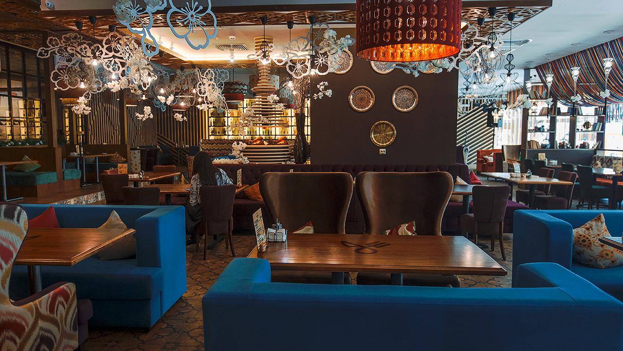 Ресторан Rubai Project - фотография 1