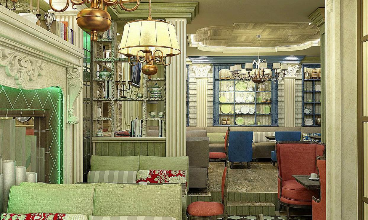 Ресторан Коттедж - фотография 4