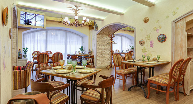 Ресторан Натахтари в Большом Черкасском - фотография 1