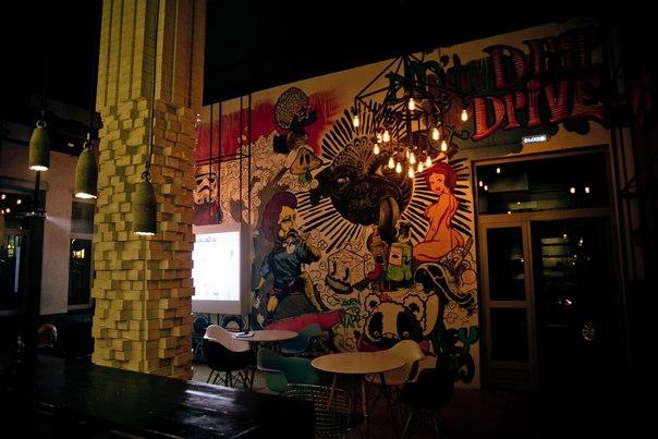 Ресторан Vapelab - фотография 2 -
