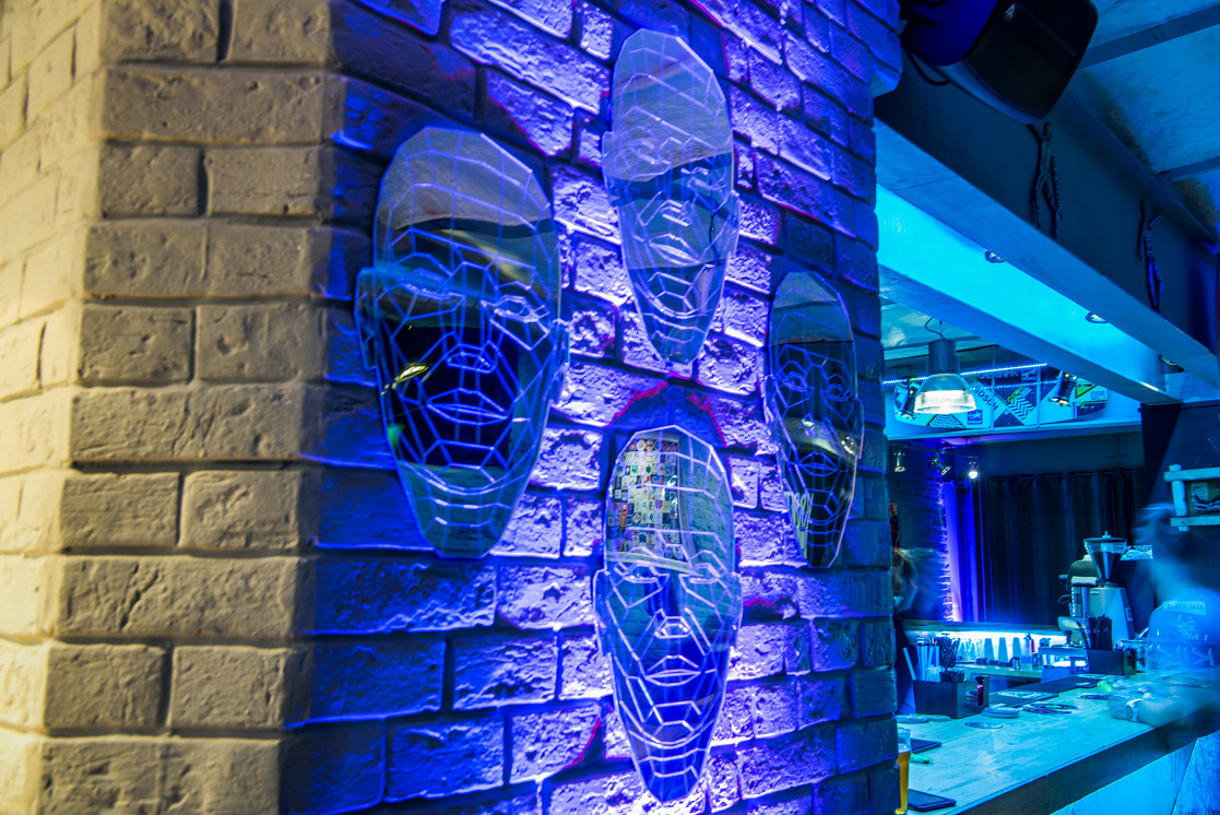 Ресторан Kraftwerk Bar - фотография 6