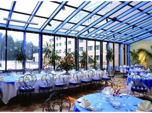 Ресторан Зимний сад - фотография 3
