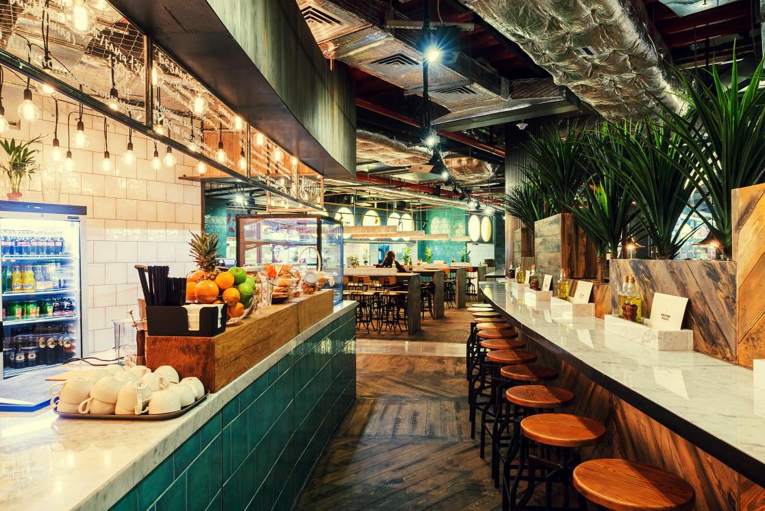 Ресторан Quattro piatti - фотография 1