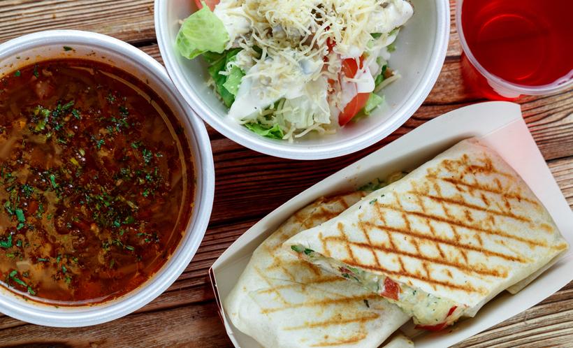 Ресторан Движок - фотография 6