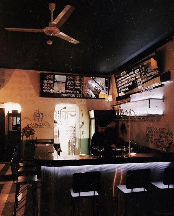 Ресторан Camorra pizza e birra - фотография 1