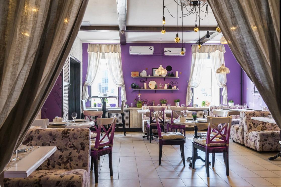 Ресторан Лаванда - фотография 3